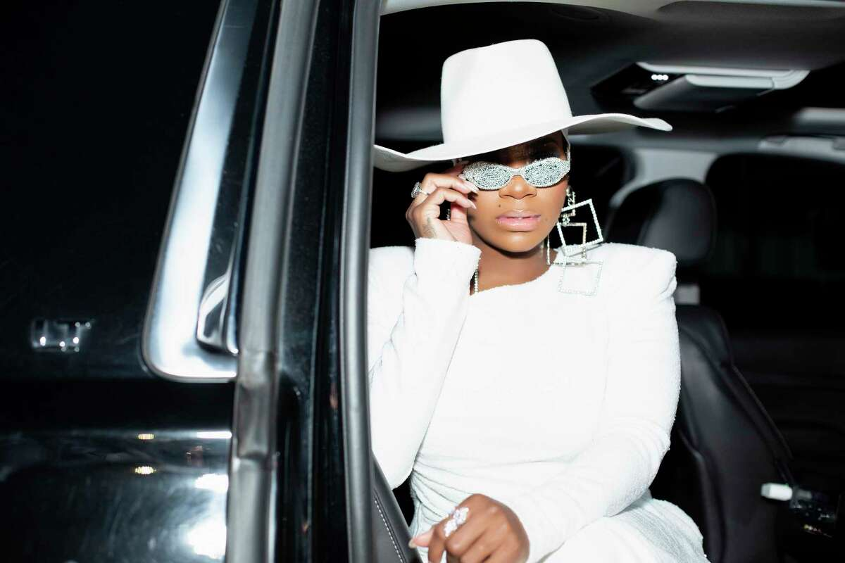 Fantasia has a new album called 'Sketchbook' that continues her melding of genres.