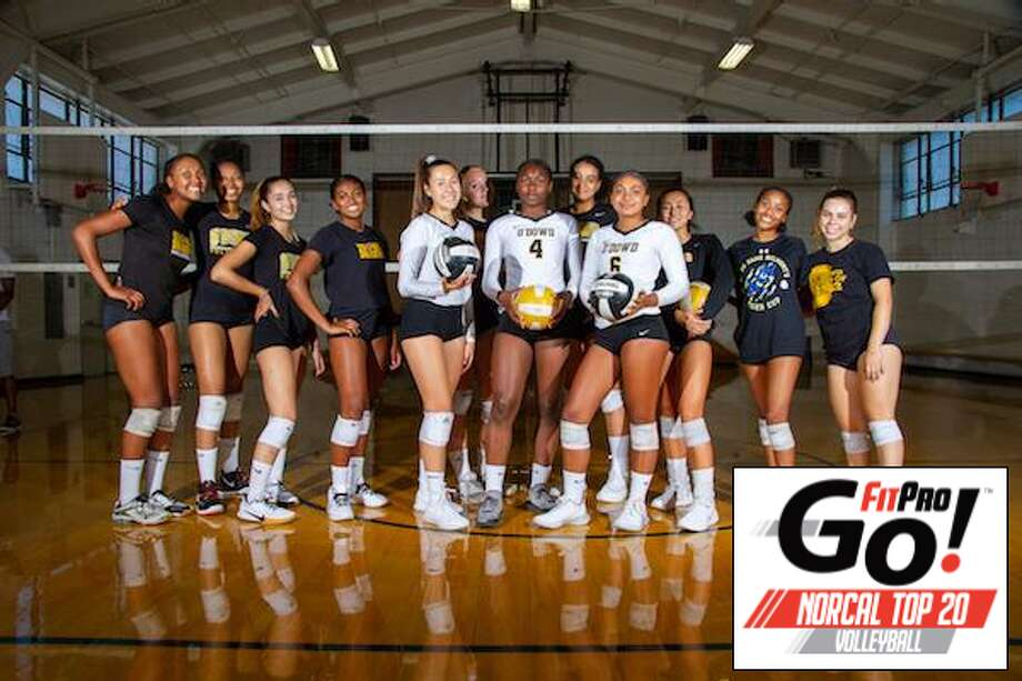 NorCal Volleyball Rankings, Bishop O'Dowd Photo: SportStars Magazine