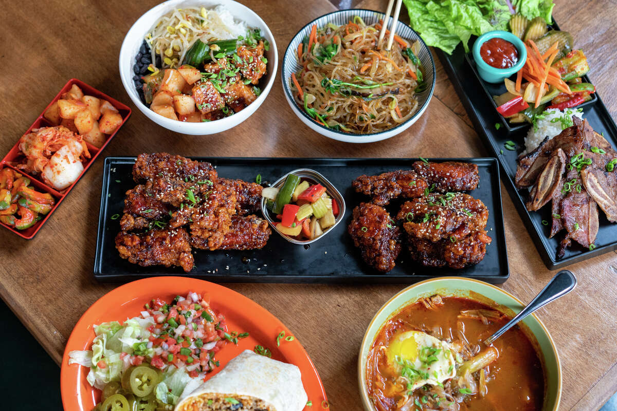 Lazy Susan dishes out Korean- and Mexican-inspired fare in lower Queen Anne.