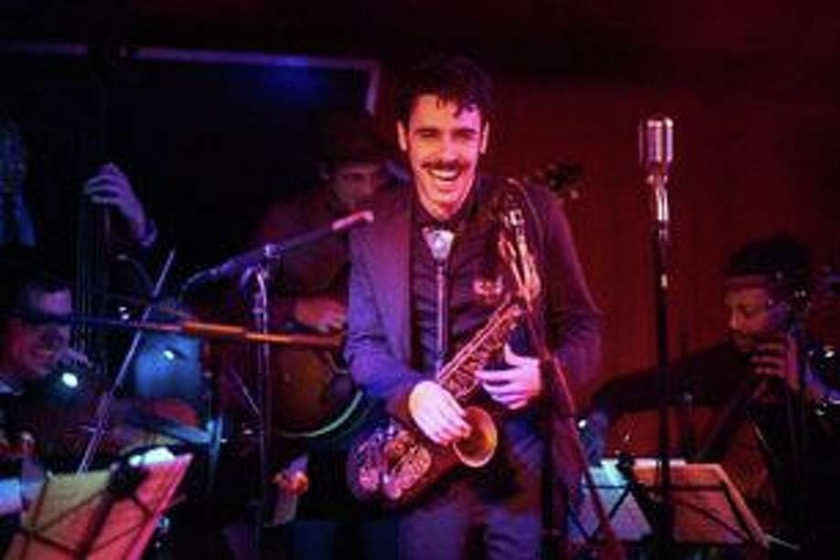 "Alto saxophonist Eddie Barbash, above, will perform Nov. 30 at Christ Church on Quaker Hill, 7 Church Road, in Pawling and Dec. 1 at St. Andrew's Episcopal Church, 1 North Main St., in Kent as part of Sherman Chamber Ensemble's ""Jazzing It Up"" concerts. Photo: Courtesy Of Sherman Chamber Ensemble / The News-Times Contributed"