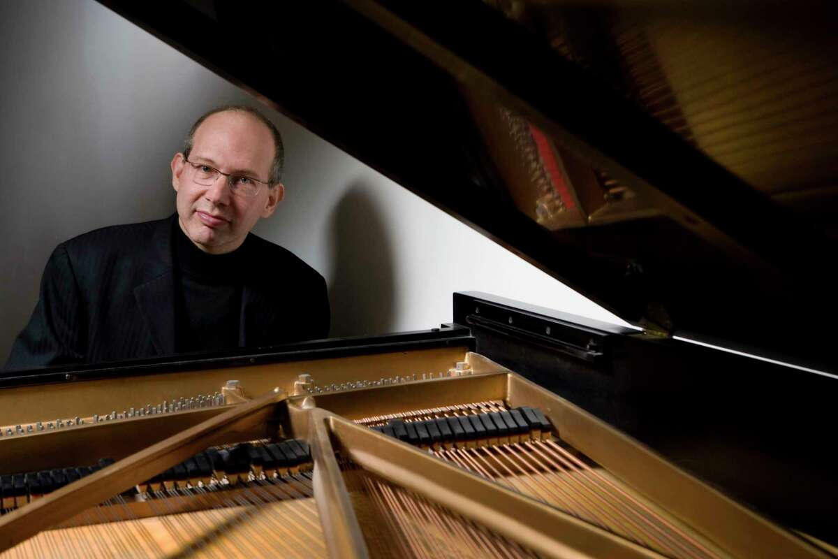 Pianist Ted Rosenthal, above, will take the stage for the ensemble's