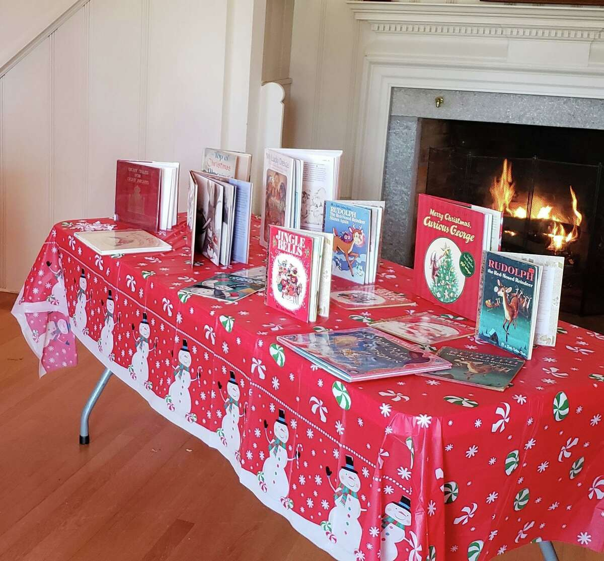 Spectrum/ The Friends of the Roxbury Library will hold its second annual holiday book sale at the library's used book store The Next Chapter Dec. 7, 2019 from 10 a.m. to 6 p.m. The extended hours will offer shoppers a chance to purchase books and enjoy other holiday activities planned in town that day. Courtesy of Hodge Memorial Library
