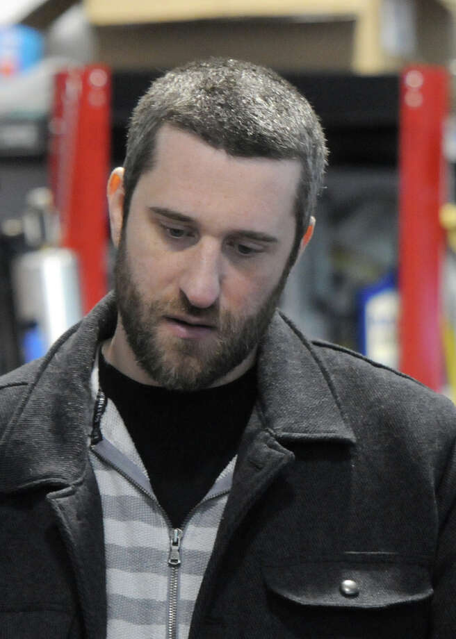 """Actor Dustin Diamond, shown on the set of a 2013 film, will be at the red-carpet premiere on Thursday, Nov., 21, 2019, in Glens Falls of a new movie, """"Catching Up."""" Photo: File Photo, Times Union / x-default"""