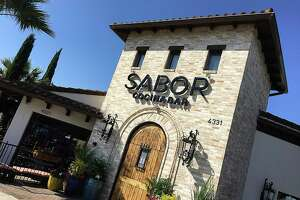 Sabor CocinaBar on McCullough Avenue in Olmos Park will reopen Wednesday after relocating from The Yard in Olmos Park to the former home of Tribeca 212, an Italian restaurant that closed this summer.