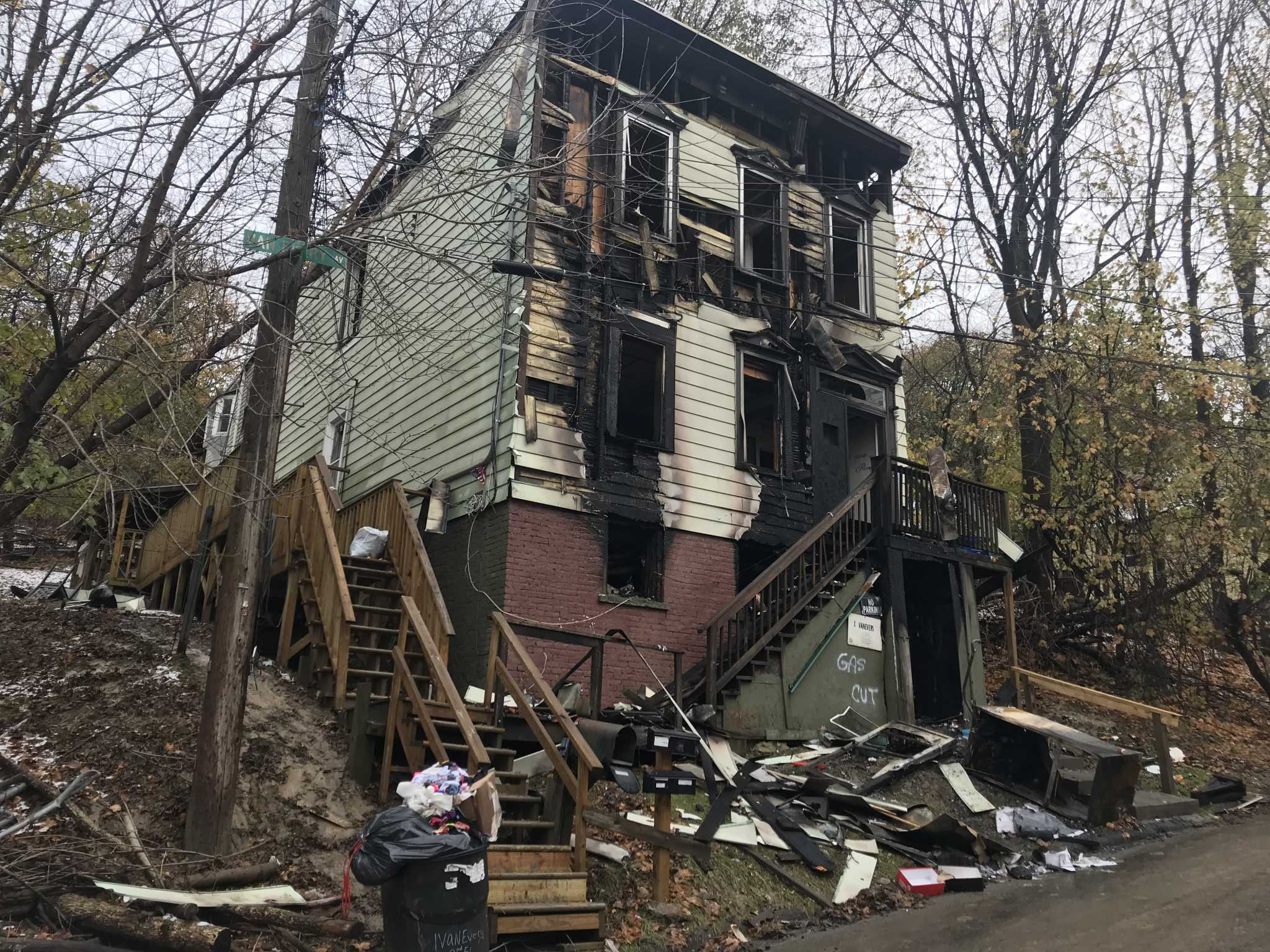 South Troy home heavily damaged in early morning blaze