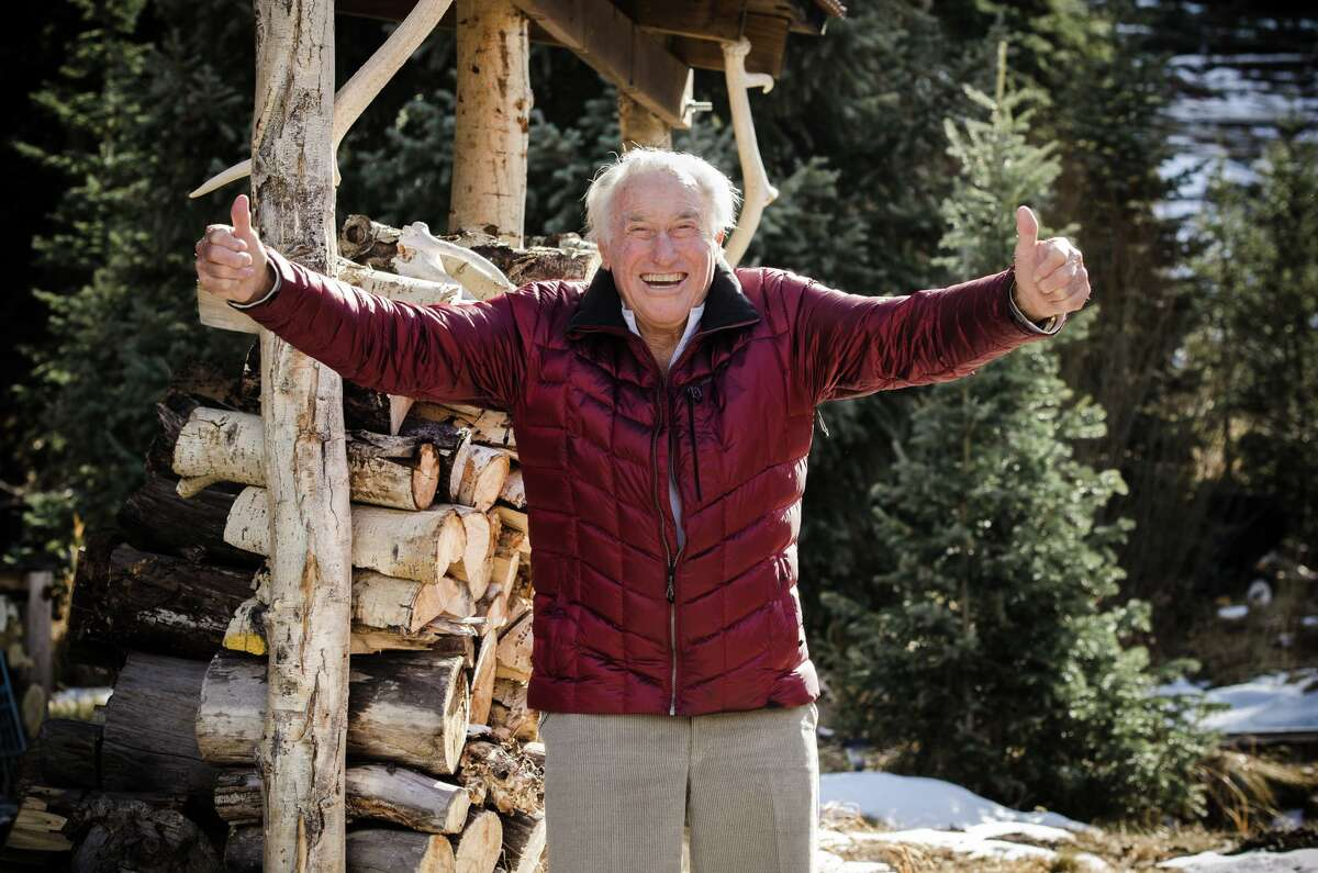 Klaus Obermeyer turns 100 on Dec. 2.