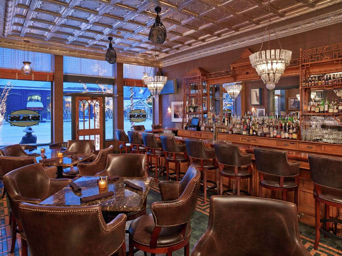 The J Bar at Hotel Jerome