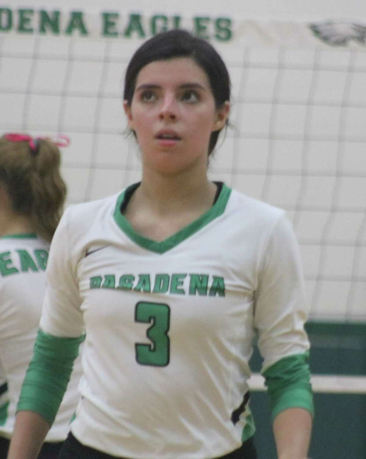 Pasadena's Ana Sanchez was one of five Lady Eagles named to the honorable mention list.