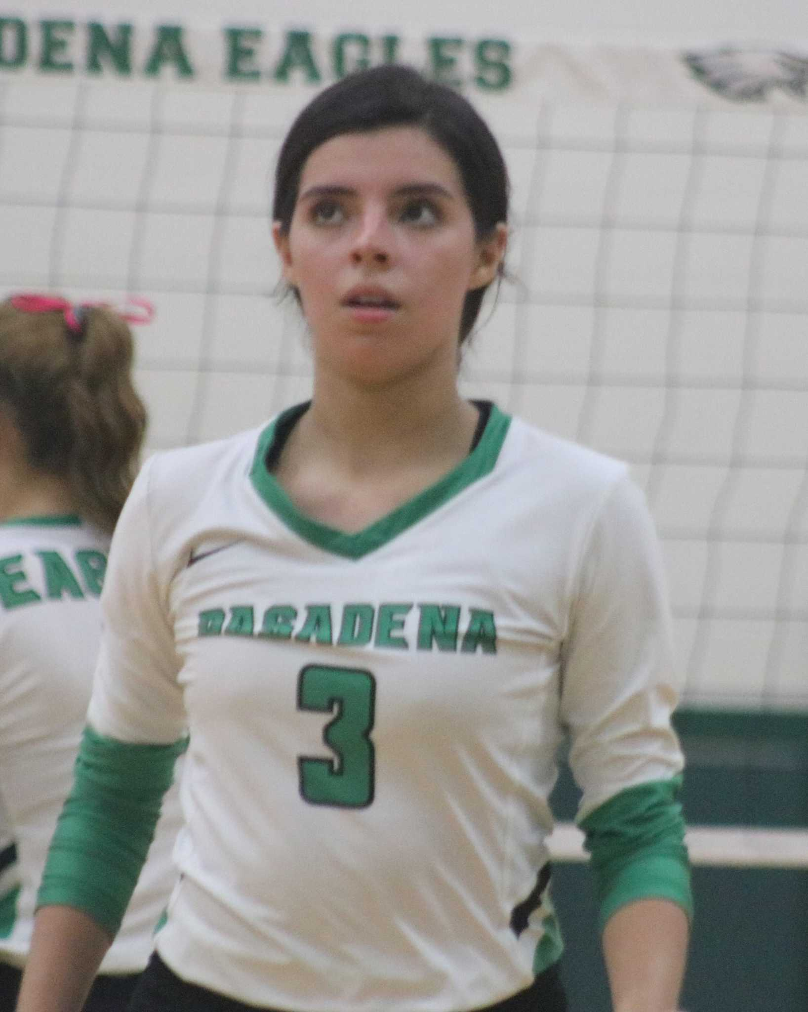 Thirteen PISD volleyball players named to all-district team