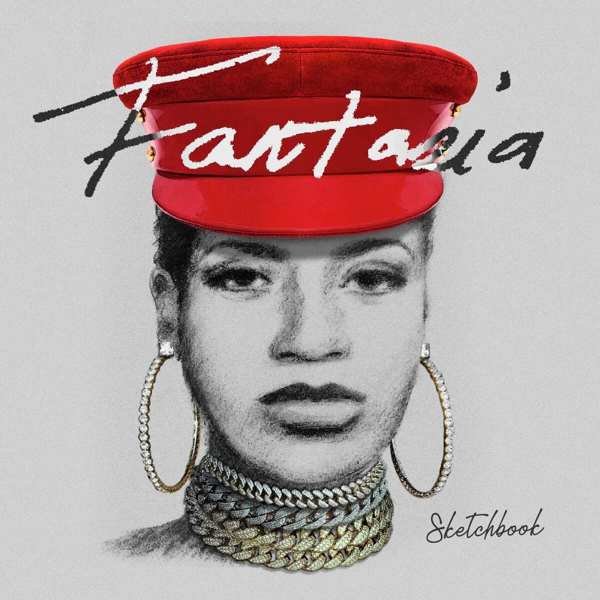 """This cover image released by Rock Soul/BMG shows """"Sketchbook,"""" a release by Fantasia. (Rock Soul/BMG via AP)"""