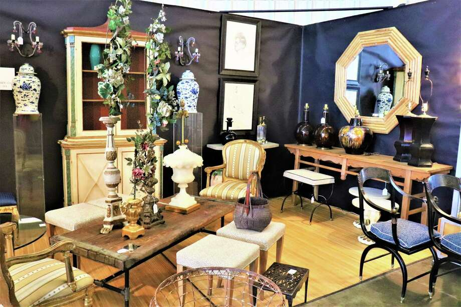 The Greenwich Historical Society is hosting the 7th annual running of the Greenwich Winter Antiques, Art and Jewelry Show December 6 (preview gala) through December 8 at the Eastern Greenwich Civic Center. Photo: Greenwich Historical Society / Contributed Photo