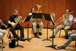 First Presbyterian Church of Stamford is opening its holiday music season December 15, with its annual Brass and Organ Christmas Concert, featuring The New York Symphonic Brass.
