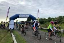 More than 150 riders participated in the 2ndAnnual ConnectiCare Gran Fondo on Sept. 14. The event honors the memory of Gordon Keller, a local triathlete who lost his life in a tragic accident while on a training ride.