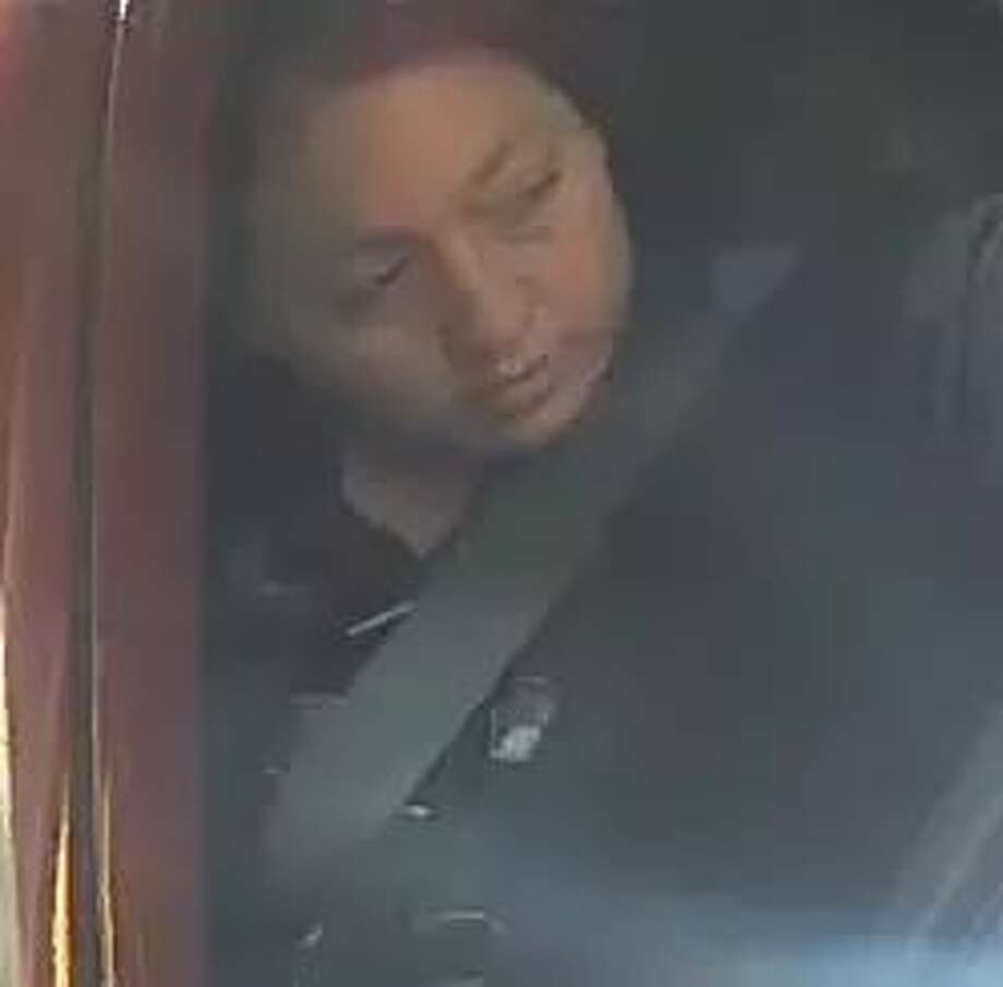 This woman is being sought after by Laredo police in connection to a recent theft of a Dodge Ram. Photo: Courtesy