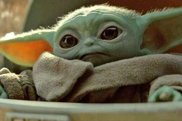 Nicknamed Baby Yoda -- this might be the cutest Star Wars character from The Mandalorian on Disney Plus.