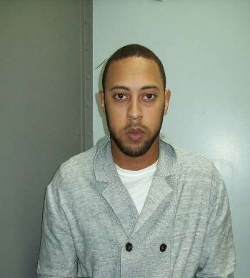 Christopher Rodriguez, 29, of Amsterdam faces a robbery charge in Citgo gas station incident.