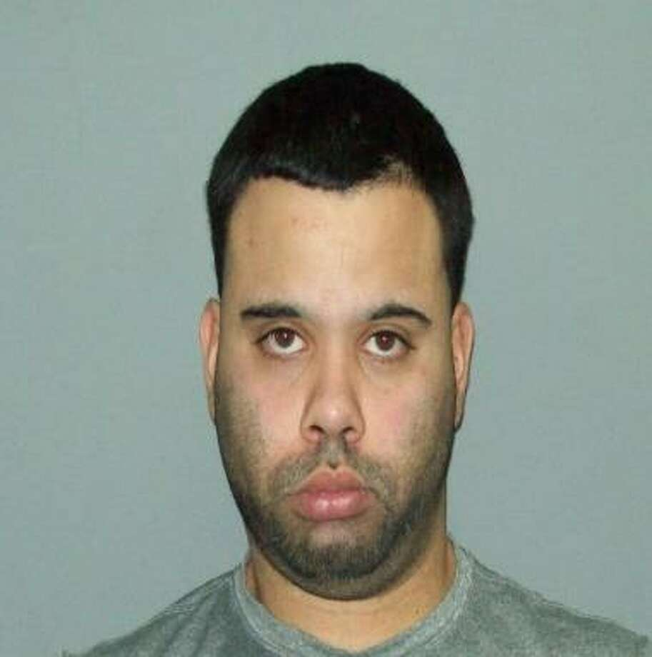 Hector Cordero is charged with the robbery of the Citgo gas station in Scotia. Photo: Scotia Police
