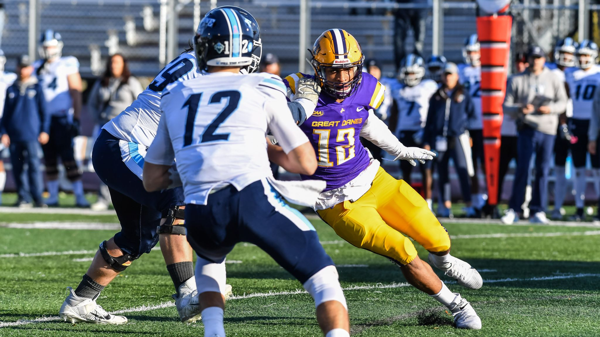 UAlbany football's Eli Mencer overcomes own doubts
