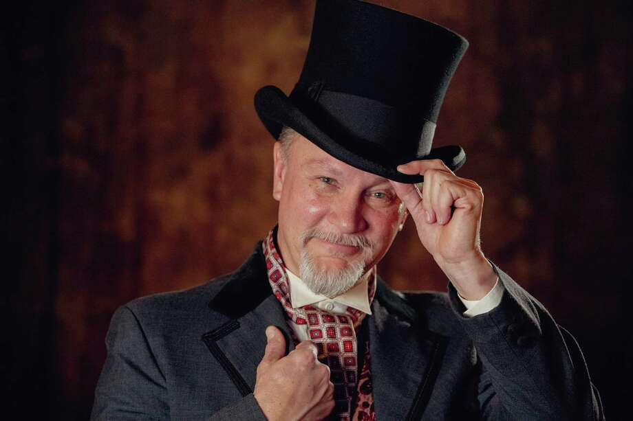 "The Warner Stage Company will present ""A Christmas Carol - A Dramatic Solo Performance"" in the Nancy Marine Studio Theatre Dec. 7 to 15, starring Dick Terhune. Photo: Contributed Photo"
