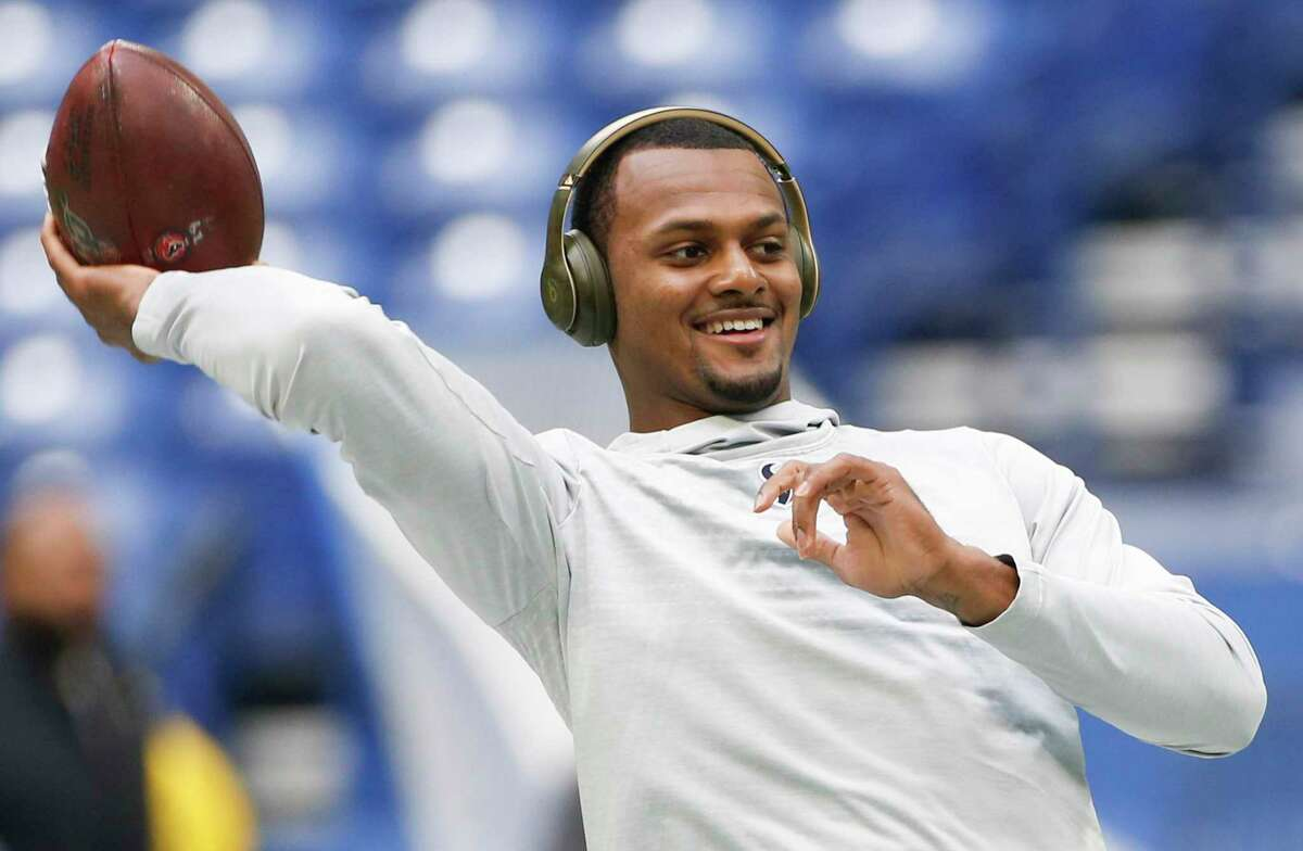 Texans quarterback Deshaun Watson has had some of his biggest games immediately after losses.