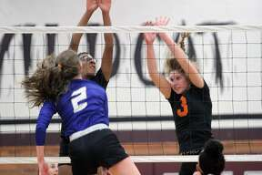 The Ubly Bearcats dropped a state quarterfinals matchup in straight sets against Southfield Christian on Tuesday, Nov. 19.