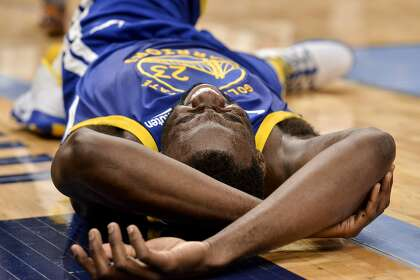 Warriors' Draymond Green ruled out vs. Mavericks with sore heel