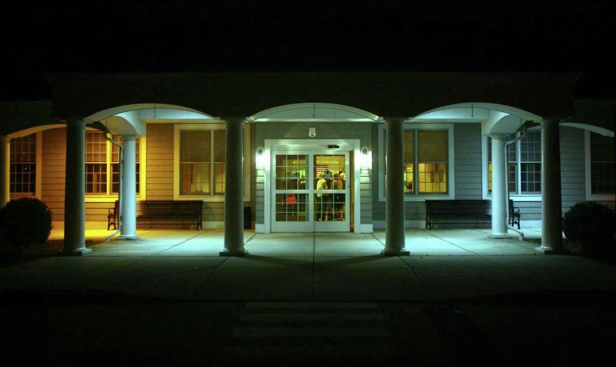 Shelton Senior Center.