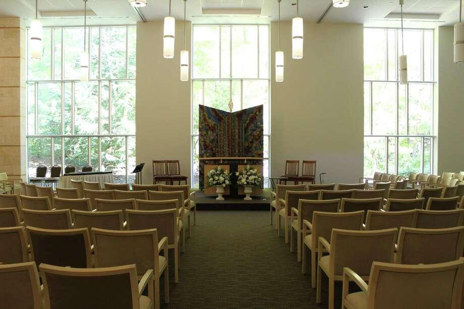 Temple B'nai Chaim will offer an interfaith Thanksgiving service on Nov. 25. Photo: Stephanie Kim / Hearst Connecticut Media