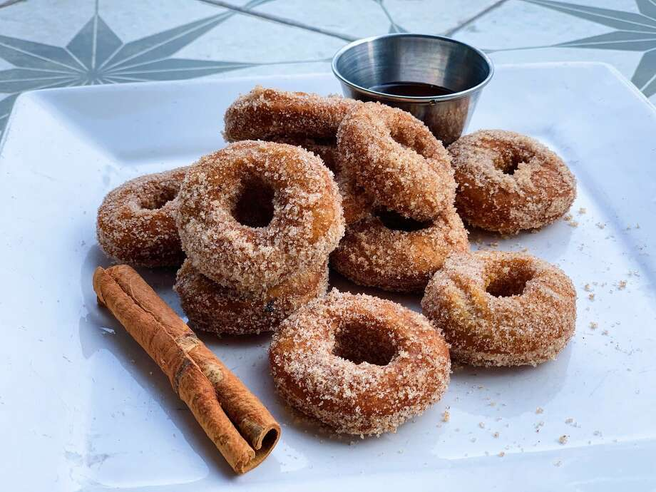Adair Kitchen, 5161 San Felipe, is making mini apple cider donuts, priced at $5.99 per dozen, available through November. Photo: Courtesy Photo