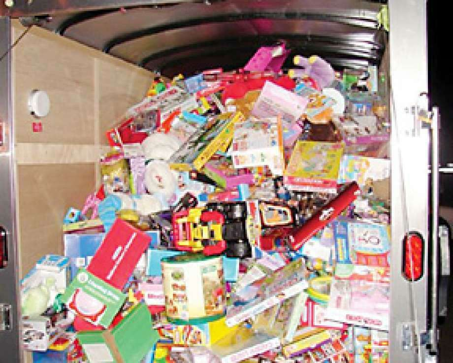 A toy drive will take place on Saturday, Nov. 30 at Long Hill Fire Department, Station 2, 5400 Main St. Photo: Contributed Photo