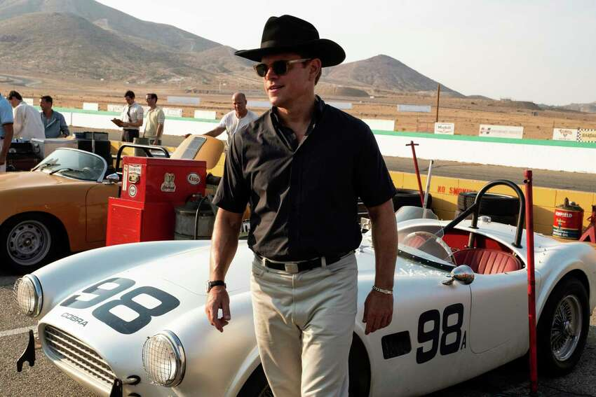 This image released by 20th Century Fox shows Matt Damon in a scene from the film,