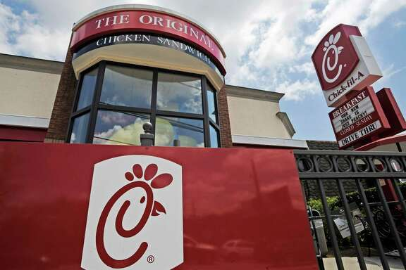 Chick-fil-A is ending donations to three groups that oppose gay marriage in an effort to halt protests and broaden its customer base. A reader applauds the fast-food chain and hopes other organizations follow.