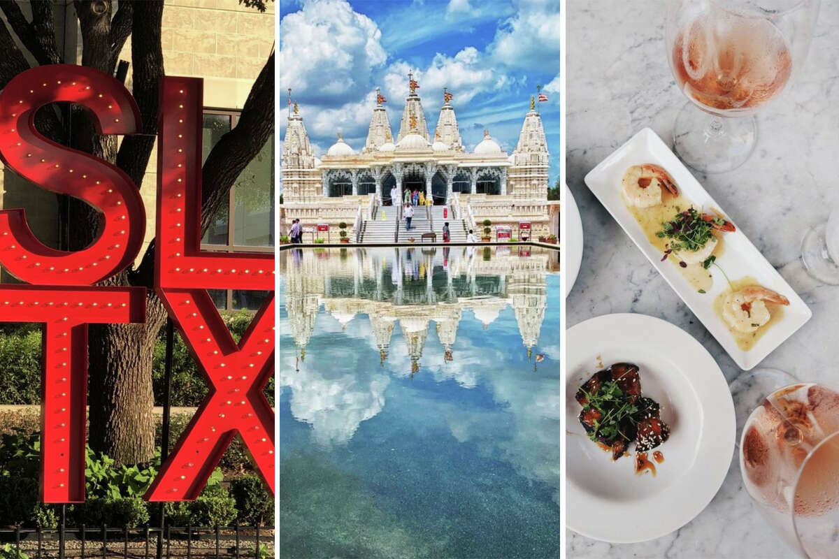 PHOTOS: 11 Insta-worthy spots in Sugar LandFrom Hindu temples to quaint wine lounges, Sugar Land has plenty of eye-catching spots worth the drive to this Houston suburb. >>>See more for Insta-worth spots in Sugar Land...