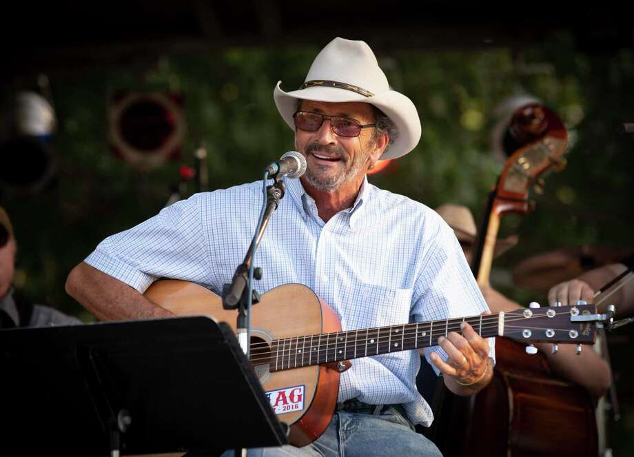 Marty Haggard performs at LeftyFest, a free festival which featured classic country performers in concert to honor Lefty Frizzell  in Corsicana, Texas on Saturday, June 16, 2018. (Joyce Marshall / freelance ) Photo: Joyce Marshall / Joyce Marshall / © 2018 Houston Chronicle