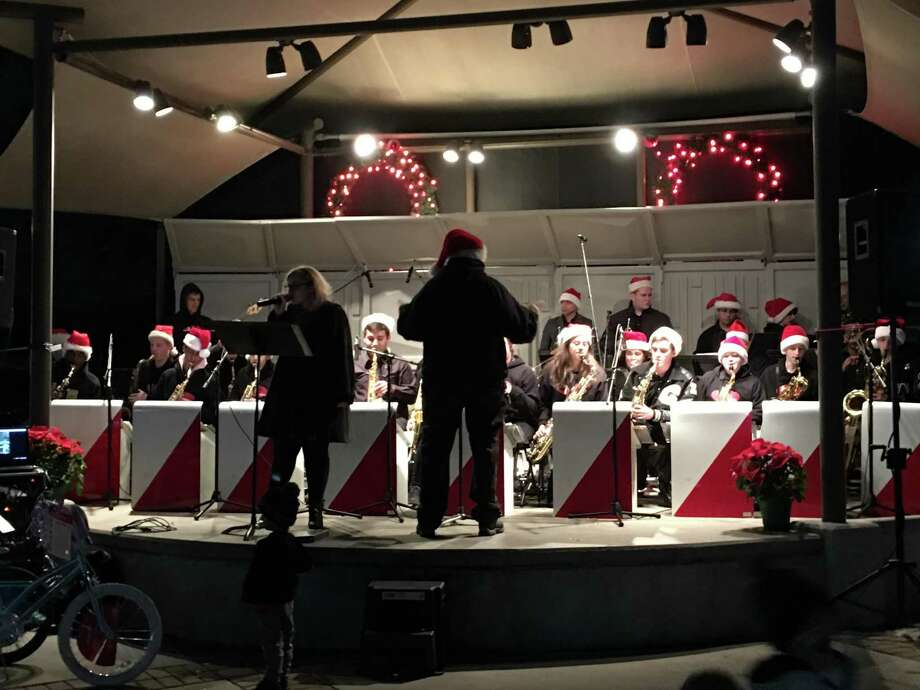 Conroe's Jazz Connection will perform holiday tunes Tuesday night at Christmas on Main in downtown Conroe. Photo: Courtesy Photos
