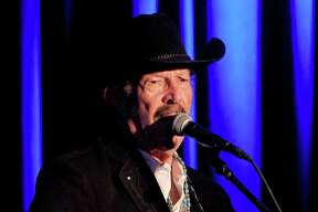 Kinky Friedman performs at McGonigel's Mucky Duck Friday June 23,2018.(Dave Rossman photo)