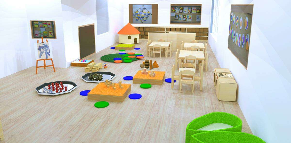 Kïdo, an international preschool with branches around the world, will open at 2329 Bissonnet in Rice Village in early 2020.
