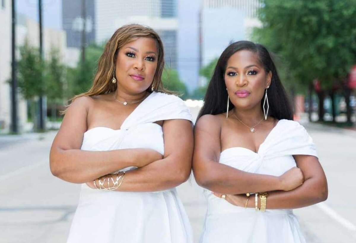Twin sisters LaShondria Simpson-Camp, a medical doctor, and Shalondria Simpson, a pharmacist, are dedicated to making people look and feel more beautiful through their Tru Essence Cosmetic and Medical Spa, 1725 Main, in downtown Houston.