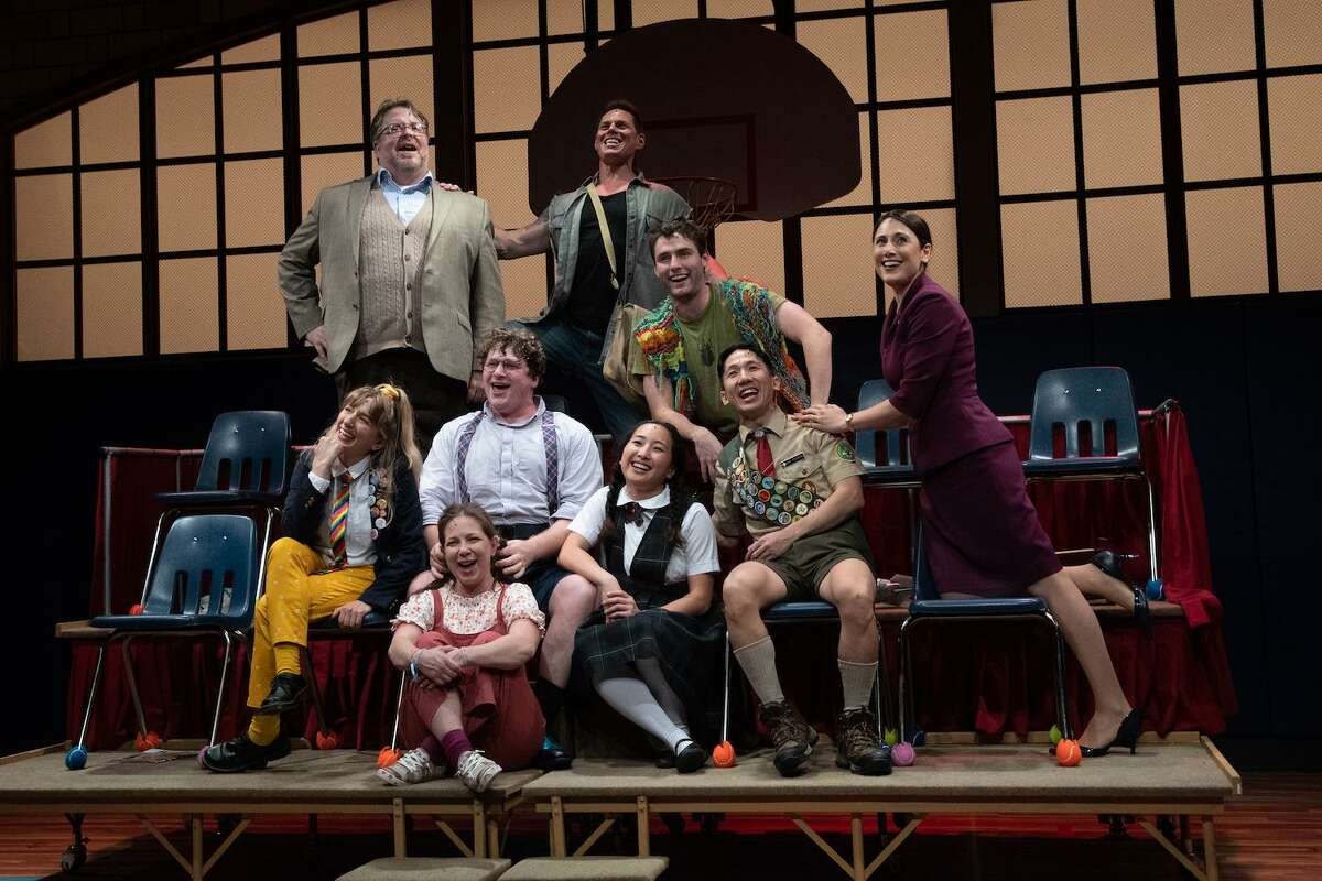 ACT of CT's Best Ensemble Performance in a Musical (Equity): The 25th Annual Putnam County Spelling Bee.