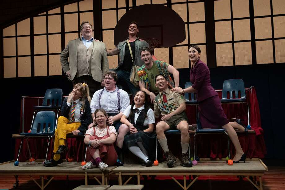 ACT of CT's Best Ensemble Performance in a Musical (Equity): The 25th Annual Putnam County Spelling Bee. Photo: Contributed Photo. / © 2019 Jeff Butchen