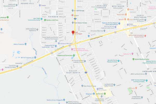 The Texas Department of Transportation said it will close a lane on U.S. 90 that could impact Thursday evening rush hour, according to a tweet Wednesday from the department. The map shows the approximate area that will be impacted by the lane closure.