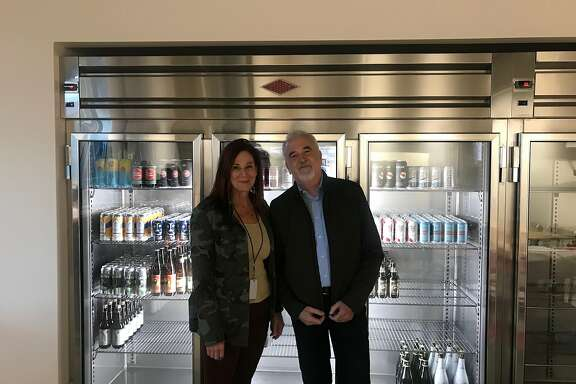 Debbie Zachareas and Peter Granoff are opening their third wine bar, Mission Bay Wine & Cheese.