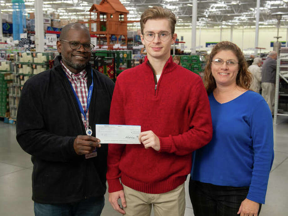 Sam's Club WSIE check winner 11-13-19