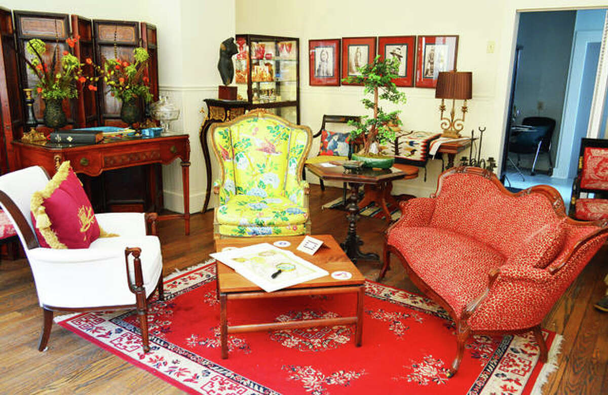 The Versemans offer a wide variety of fine antiques and artwork, some that have come from their own private collection.