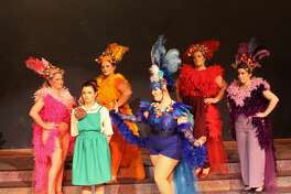 """""""Seussical the Musical"""" plays almost like a greatest hits of Dr. Seuss and featured his iconic characters Horton, the Grinch and the Sour Kangaroo with the Cat in the Hat leading the audience through the show."""