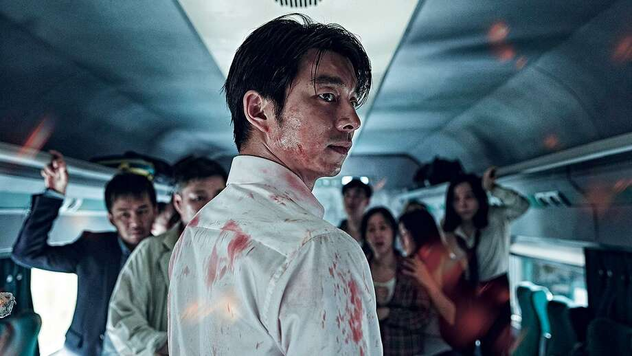 Gong Yoo gets ready to do battle in 'Train to Busan' Photo: WellGo USA