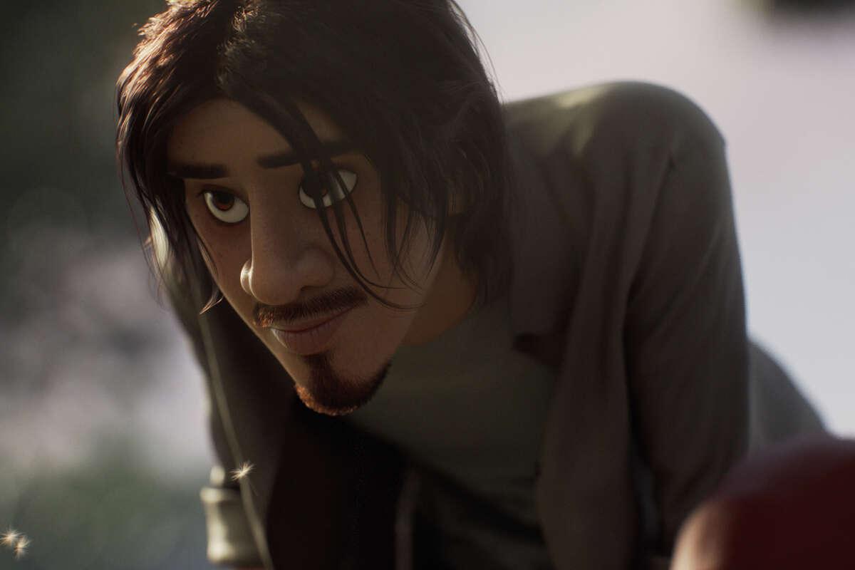 A scene fromPixar'sshort film
