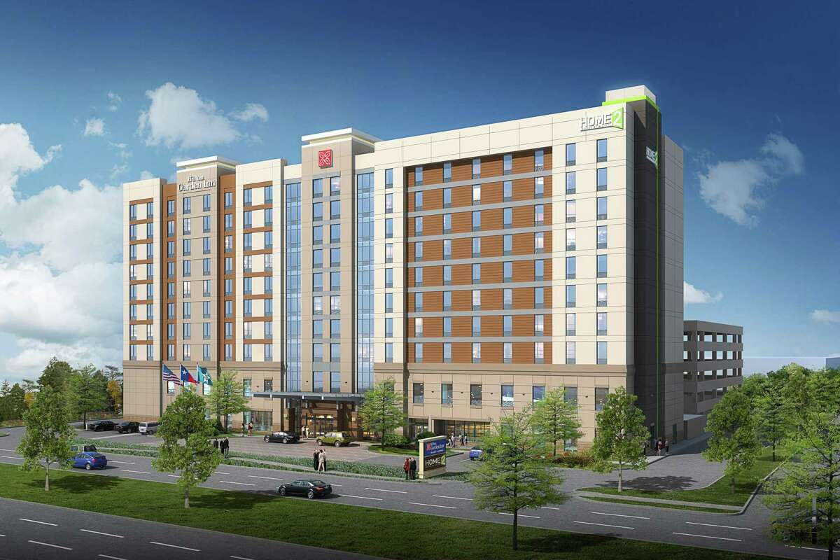 American Liberty Hospitality is developing a dual-branded Hilton Garden Inn/Home2 Suites by Hilton at the southwest corner of Almeda and Holcombe.