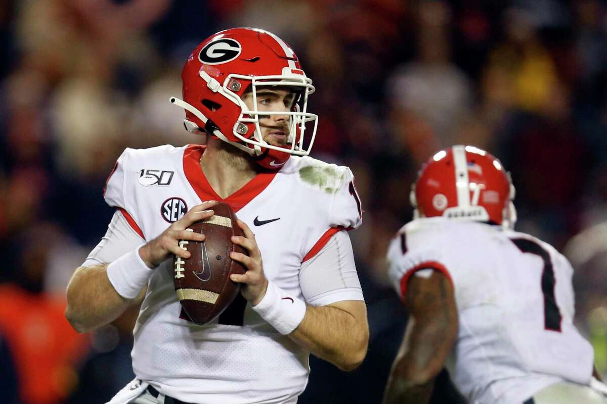 Texas A&M coach Jimbo Fisher says Georgie quarterback Jake Fromm knows how to win.