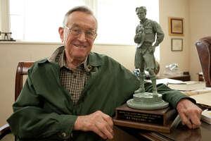 "Edward ""Ed"" Magruder Jr.,the seasoned landman, World War II Navy aviator and former Midland mayor died Wednesday morning."